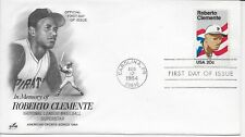 US Scott #2097, First Day Cover 8/17/84 Carolina Single Clemente