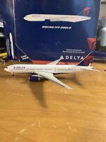 Gemini Jets Delta Air Lines 777-200LR N701DN GJDAL777 1:400 Scale Diecast Model