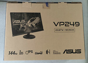 "ASUS VP249QGR 23.8"" Gaming Monitor 144Hz Full HD (1920 x 1080) IPS 1ms In Hand"