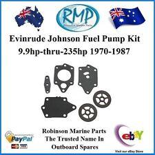 A Brand New Evinrude Johnson Fuel Pump Kit 9.9hp-thru-235hp 1970-1987 # 393103