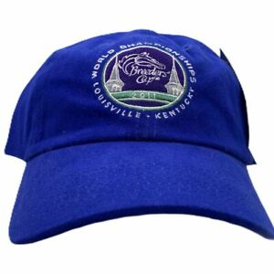 New Breeders Cup 2011 World Championship Hat Louisville Kentucky One Size