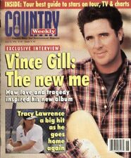 Country Weekly Magazine June 25, 1996 Vince Gill, Tracy Lawrence, Patsy Cline