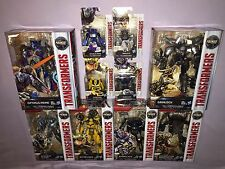 10x Transformers The Last Knight Voyager Legion & Deluxe Class Action Figures
