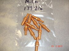(10) Miller Plasma Cutter Electrodes 173-816 $122 ICE-70M ICE-100M Machine Torch