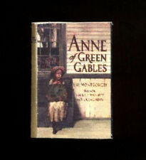 Dollhouse Miniature Ann of Green Gables Printed Book Miniatures for Doll House