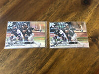 2018 Topps Chrome TIM ANDERSON LOT 2 PRISM REFRACTOR White Sox #44