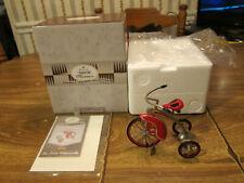 New ListingHallmark Kiddie Car Classics 1937 De Luxe Velocipede Qhg6319 New!