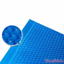 Solar Swimming Pool Cover Bubble Blanket 7m X 4m 400 Micron Outdoor