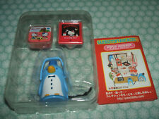 Re-ment 2006 Sanrio Vintage Mini 3 Tuxedo Sam Hello Kitty - Complete set