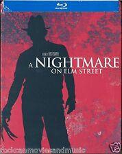 A Nightmare On Elm Street Blu-ray SteelBook Region Free SHIPPED IN BOX Halloween