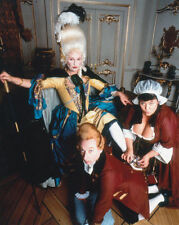 ADRIAN SCARBOROUGH & DAWN FRENCH UNSIGNED PHOTO - 6326 - LET THEM EAT CAKE