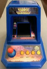 Space Invaders Mini Arcade Tabletop 2005 Game 402-A Retro Excalibur