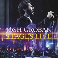 Stages Live (CD/DVD) Josh Groban Special Guests: Kelly Clarkson  Audra McDonald