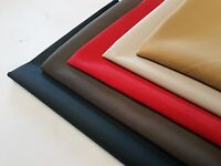 Polyester - Microfibre Fabric - Water Resistant - 5 Colours - 155cm - 4oz*