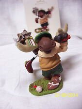 2008 Christmas Ornament Hallmark Keepsake Collectible - In the Holiday Swing