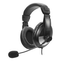 Speedlink Thebe Stereo Headset Black