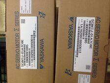 Yaskawa servo driver SGM7J-01A7C6E New*