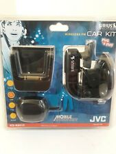 "JVC Sirius Wireless FM Car Kit Plug ""N"" Play KS-K6012"