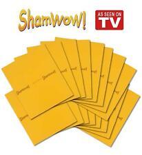Shamwow Super Absorbent Cleaning Drying Towels Original Sham-wow - Combo Set