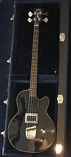 BRAND NEW Guild M-85 Black Bass 4-string Bass Guitar w/ Hardshell Case