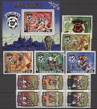 Fútbol-WM 1982, soccer-corea - ** mnh
