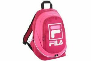 FILA COMPACT PINK BACKPACK - 14L