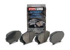 2017-2019 HONDA CIVIC TYPE R CTR STOPTECH STREET PERFORMANCE FRONT BRAKE PADS