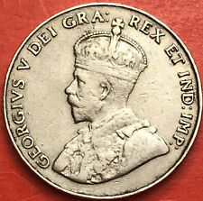 1925 Canada 5 Cents - VF - Lot#3301