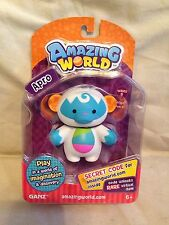 Amazing World -APRO-Ganz-virtual pet toy-Game-new-online codes-monkey-series 2