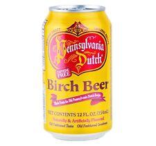 Pennsylvania Dutch Birch Beer 12 oz. (24 Cans)