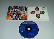 Single CD Tears for Fears-laid so low (Tears Roll Down) 3. tracks 1992 02/16