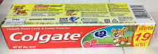 Colgate Toothpaste For Kids 2-5 Years Strawberry Flavor 40 G.