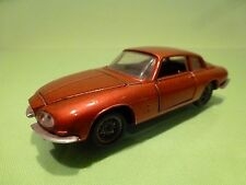 POLITOYS 530 ALFA ROMEO 2600 SZ - METALLIC RED1:43 - GOOD CONDITION