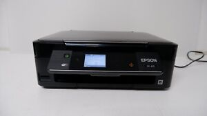 Epson Expression XP-410 All-In-One Inkjet Printer Works No Ink No Power Cord
