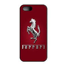 Ferrari iPhone 5 and 5s case