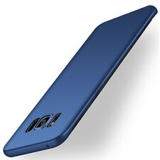 For Samsung Galaxy S7 S8 Plus Shockproof Ultra-thin Slim Matte Case Cover Skin