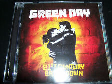Green Day 21st Century Breakdown (Australia) CD – Like New