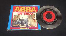 ABBA WATERLOO 30TH ANNIVERSARY COLLECTOR'S CD SINGLE