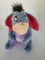 "Disney's Eeyore Plush 12""  Kohls Cares Stuffed Animal Winnie the Pooh Soft Toy"