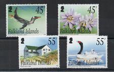 FALKLAND ISLE 2005 OFF-SHORE ISLANDS 5TH SERIES SG,1025-1028 U/M N/H LOT 4698B