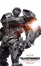 Transformers: The Last Knight Movie Poster (24x36) - Sqweeks, Barricade v10