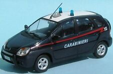 RENAULT SCENIC RX4 CARABINIERI 2003 DEAGOSTINI ITALIA CARABINIER ITALIE POLICE