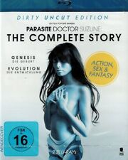 BLU-RAY - Parasite Doctor Suzune - The Complete Story - Genesis / Evolution