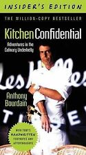 NEW Kitchen Confidential, Insider's Edition by Anthony Bourdain