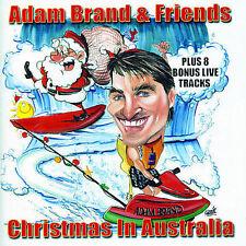 NEW - Christmas in Australia by Adam Brand & Friends
