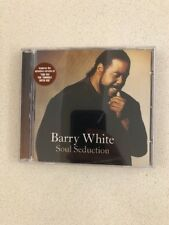"BARRY WHITE "" soul seduction ""    CD"