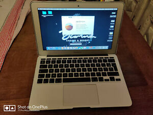 "Apple MacBook Air 11"" (128Go SSD, Intel Core 2 Duo, 4Go)"
