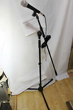 JTS TM929  Good Quality vocal microphone & boom stand Dynamic capsule