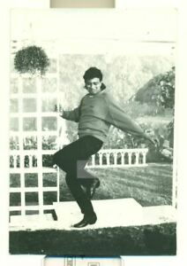 Black & White Photograph Actor Mithun Chakraborty (P171)