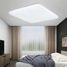 Eckig LED Deckenlampe 36W Wandlampe Küche Wohnzimmer Lampe Kaltweiß Flurleuchte